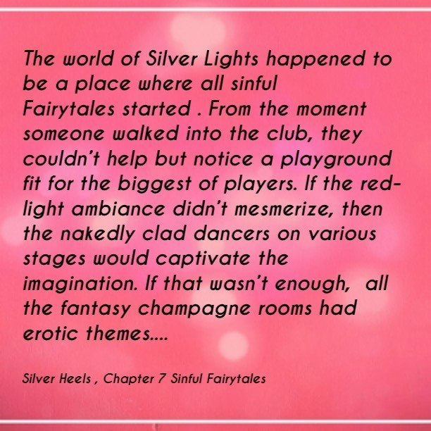 Silver Lights Book Quote